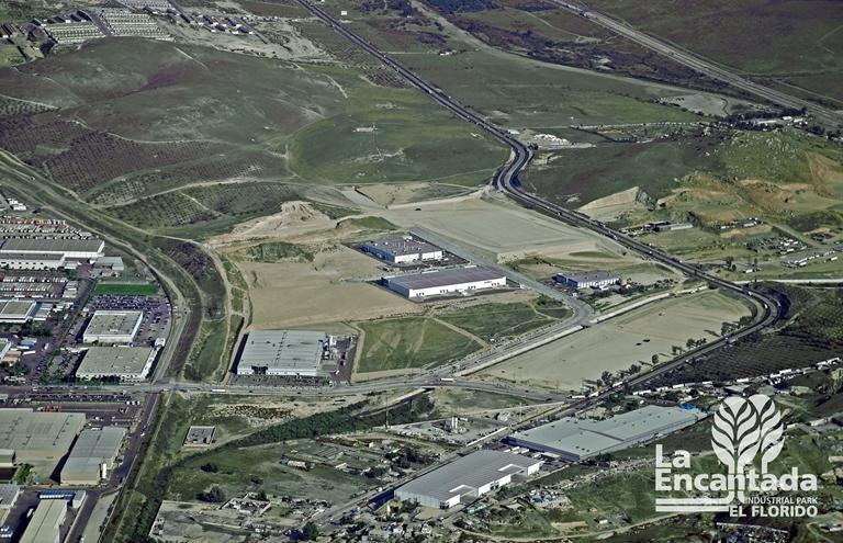 Carretera Libre Tijuana - Tecate, La Encantada Industrial Park