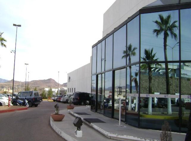 SWC Calzada Industrial Nuevo Nogales and Ave. Libre Comercio